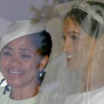 Doria Ragland: Meghan Markle's mother by her side on wedding day