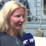 UK woman rescued after 10 hours in ocean