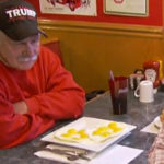 People Are Roasting This Trump Supporter's 10 -Egg Breakfast
