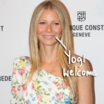 Gwyneth Paltrow Credits Herself For Making Yoga Popular! LOLz! - Perez Hilton