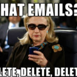 TICK-TOCK! Judicial Watch sues 'Deep State' to determine injuries done to national security by Hillary's 'illicit email practices'