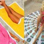7 Unique Beach Towels To Dry Off In Style This Summer
